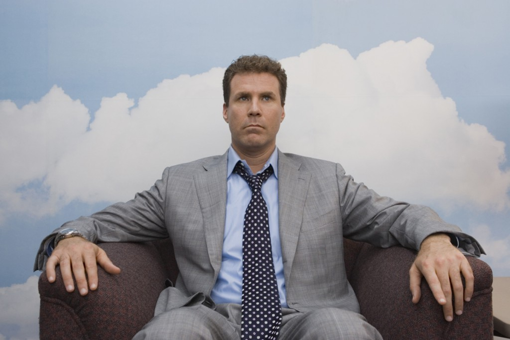 STF-09 [DF-08667] - Will Ferrell stars in Columbia Pictures and Mandate Pictures' comedy STRANGER THAN FICTION.  Photo Credit: Ralph Nelson  © 2006 Columbia Pictures Industries, Inc.  All Rights Reserved. **ALL IMAGES ARE PROPERTY OF SONY PICTURES ENTERTAINMENT INC. FOR PROMOTIONAL USE ONLY.  SALE, DUPLICATION OR TRANSFER OF THIS MATERIAL IS STRICTLY PROHIBITED.