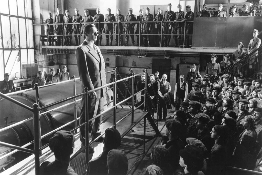15 Schindler's List