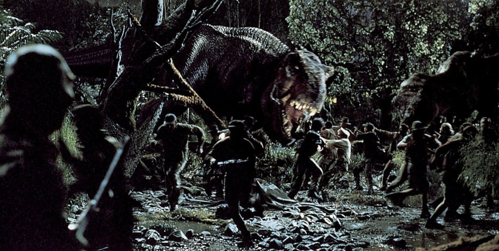 17 Il mondo perduto – Jurassic Park