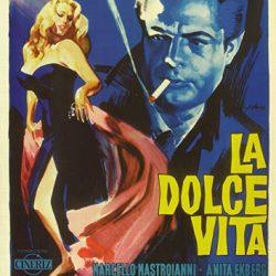 Fellini 100 - La dolce vita poster