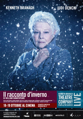 Kenneth Branagh Theater: RACCONTO D'INVERNO
