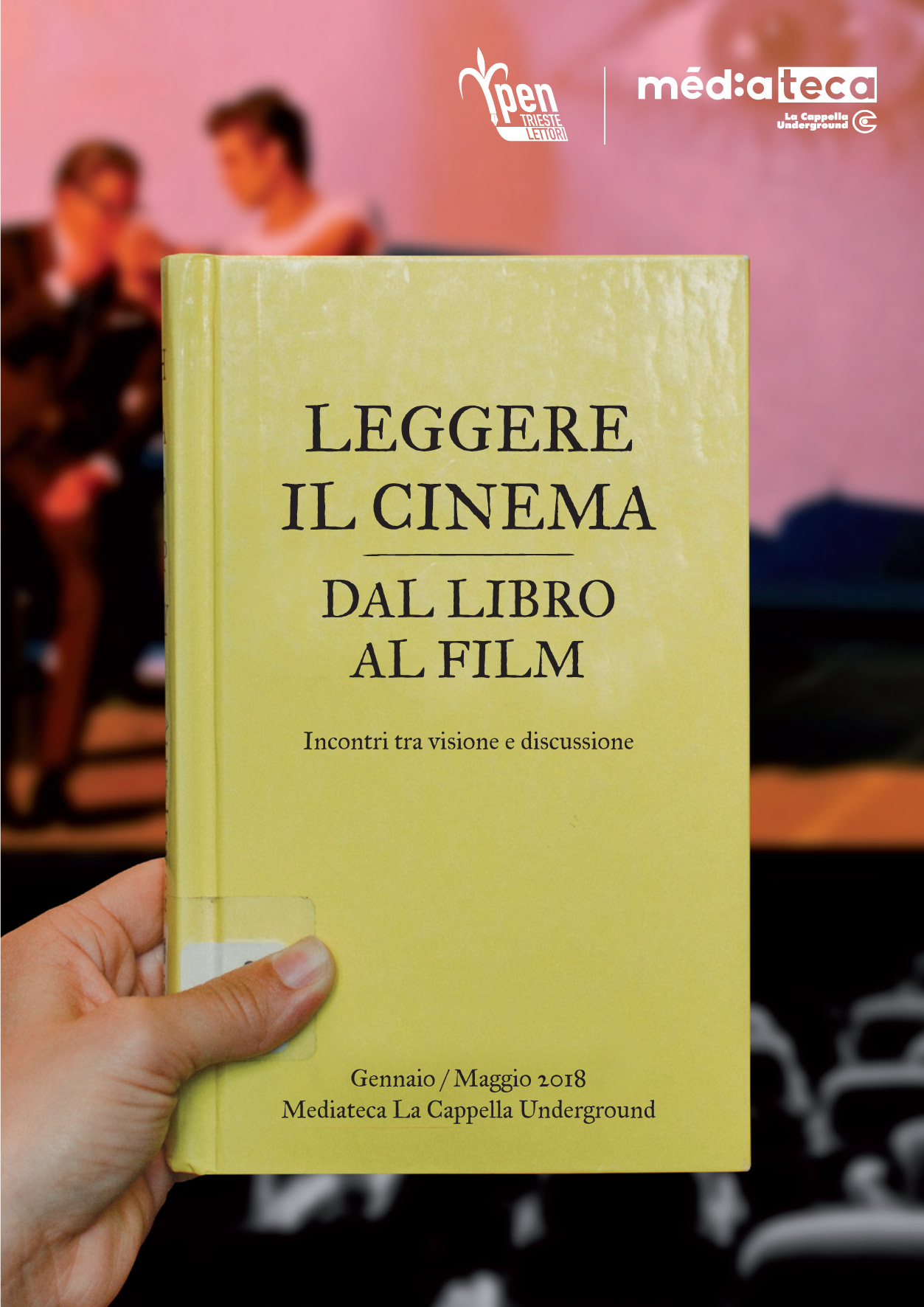 Leggere Il Cinema – Dal Libro Al Film