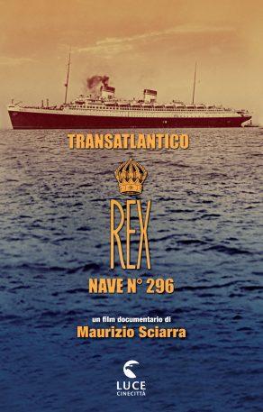 Transatlantico Rex – Nave 296