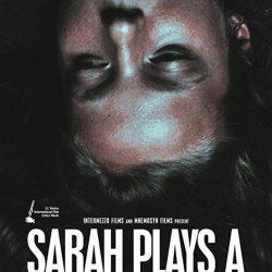 SARAH-JOUE-UN-LOUP-GAROU-Sarah-plays-a-werewolf-poster
