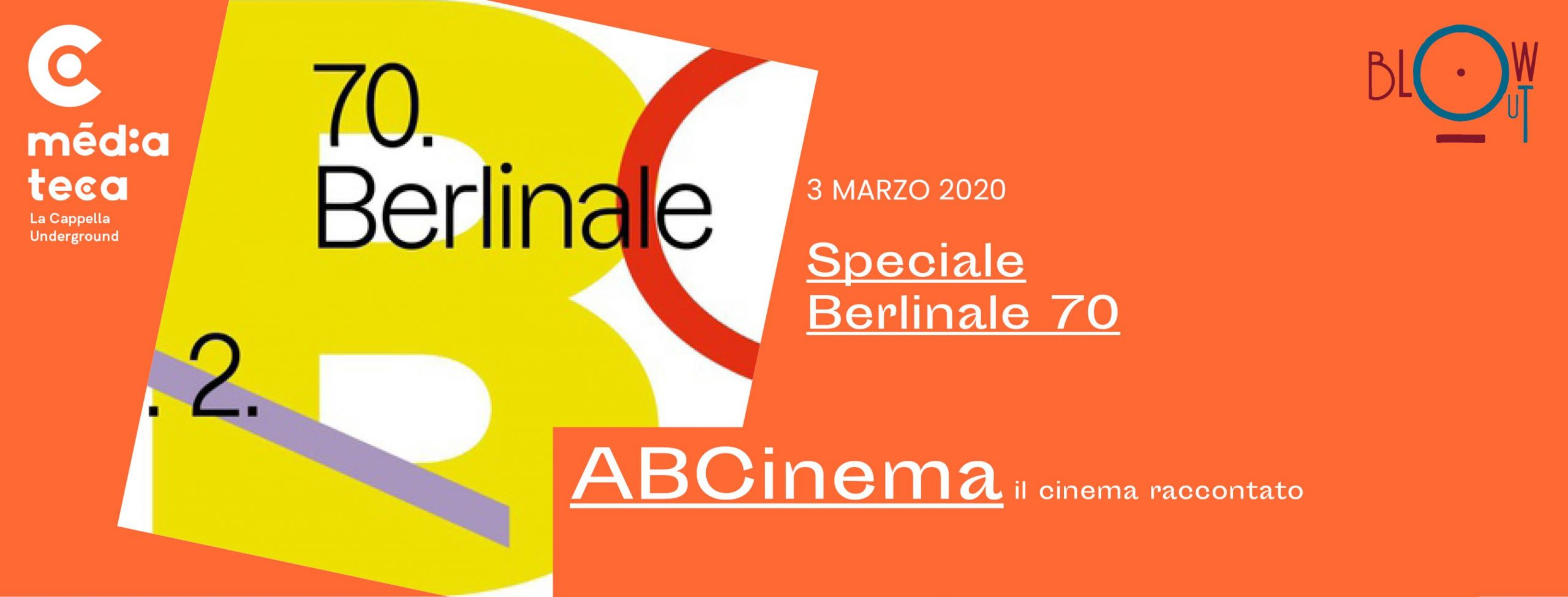 ABCinema: Speciale Berlinale '70