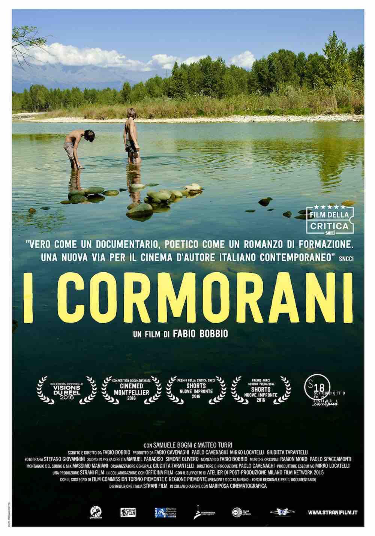 """Masterclass """"Il Documentario Creativo Contemporaneo. Produzione, Scrittura E Regia. Il Caso I Cormorani"""""""