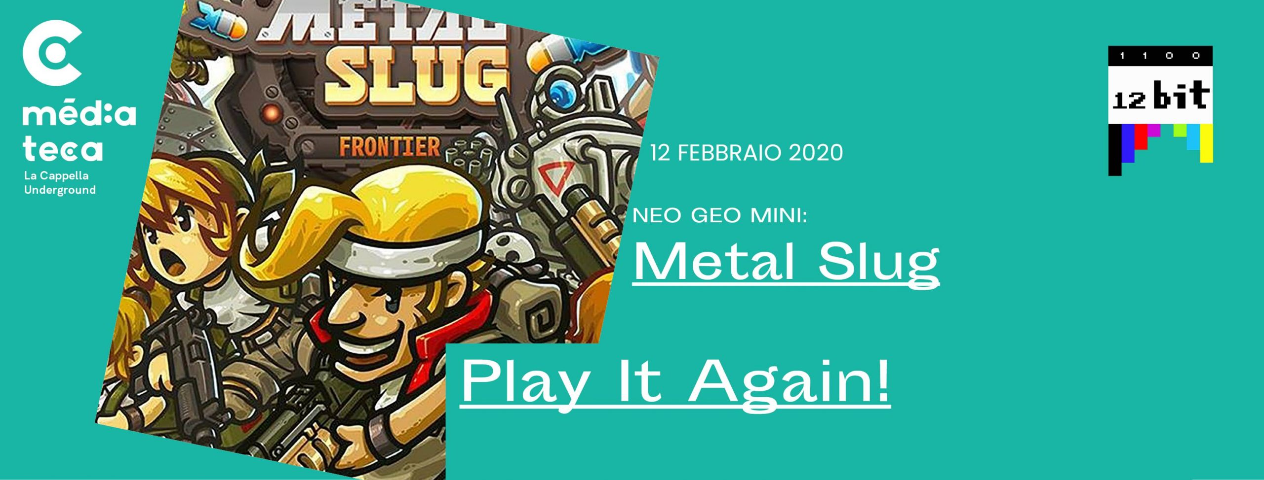 PLAY IT AGAIN! – METAL SLUG