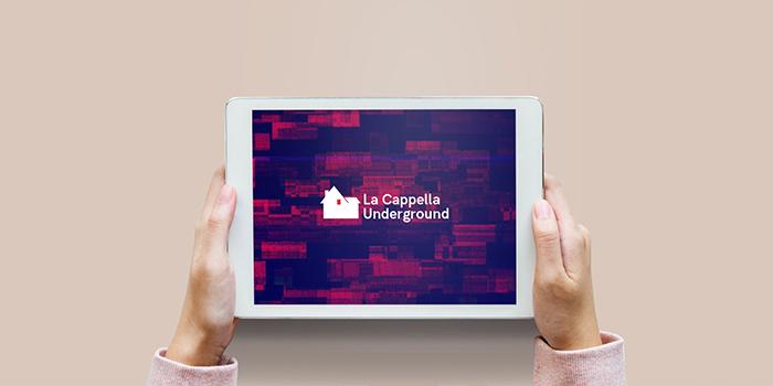 #IORESTOACASA Ma Sempre Con La Cappella Underground!