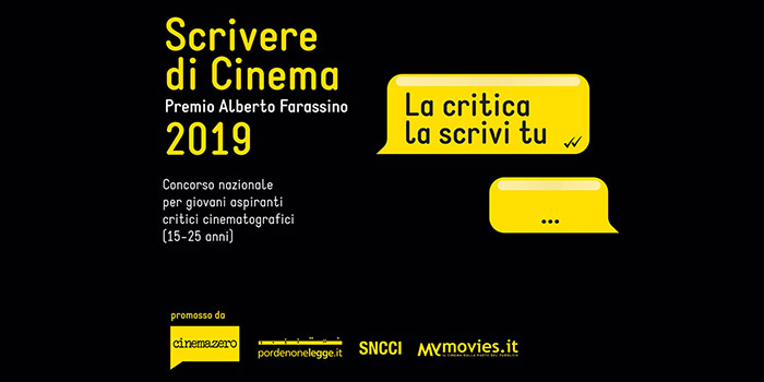 Scrivere Di Cinema 2019